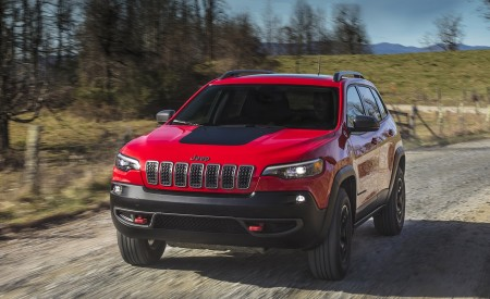 2019 Jeep Cherokee Wallpapers HD