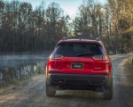 2019 Jeep Cherokee Trailhawk Rear Wallpaper 150x120 (18)