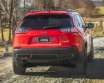 2019 Jeep Cherokee Trailhawk Rear Wallpaper 150x120 (16)