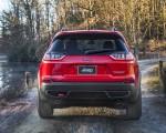 2019 Jeep Cherokee Trailhawk Rear Wallpaper 150x120 (17)