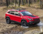 2019 Jeep Cherokee Trailhawk Side Wallpapers 150x120 (28)