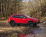 2019 Jeep Cherokee Trailhawk Side Wallpapers 150x120 (30)