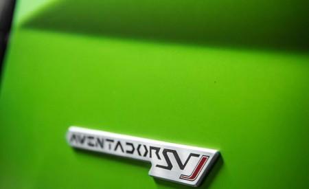 2019 Lamborghini Aventador SVJ Badge Wallpaper 450x275 (75)