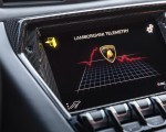 2019 Lamborghini Aventador SVJ Central Console Wallpapers 150x120