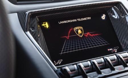 2019 Lamborghini Aventador SVJ Central Console Wallpaper 450x275 (109)