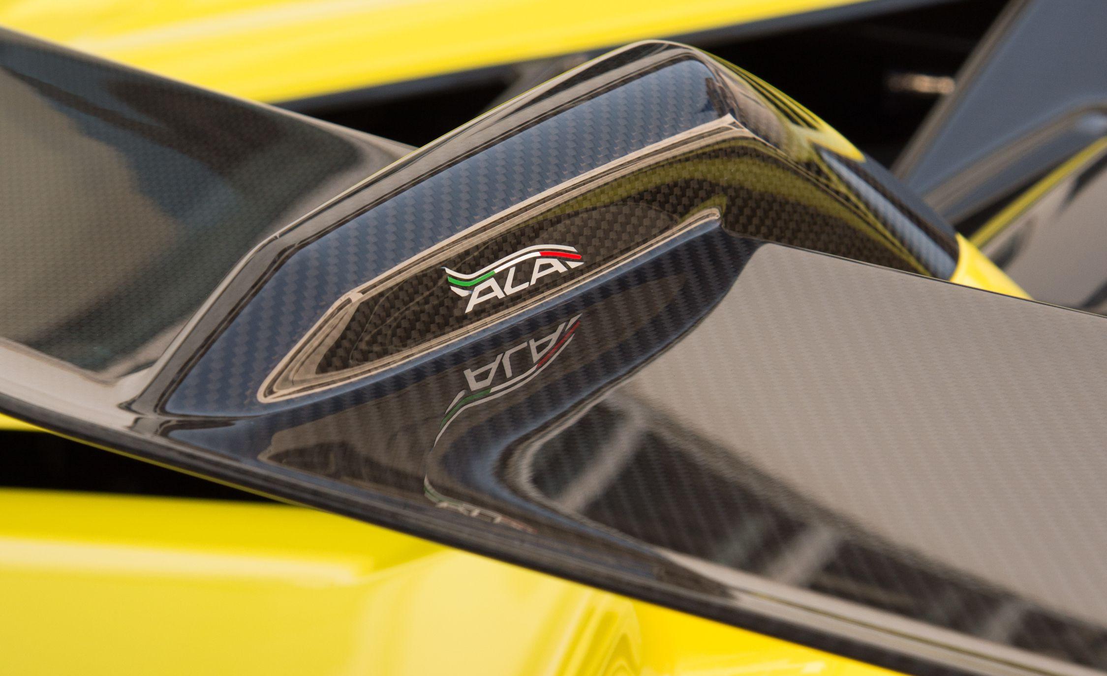 2019 Lamborghini Aventador SVJ Detail Wallpaper (13)