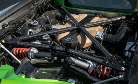 2019 Lamborghini Aventador SVJ Engine Wallpaper 450x275 (79)