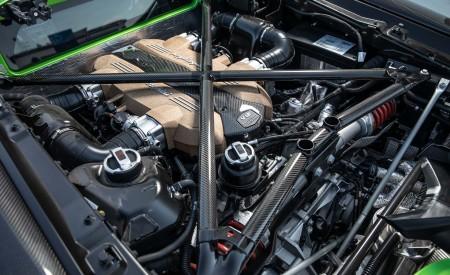 2019 Lamborghini Aventador SVJ Engine Wallpaper 450x275 (78)