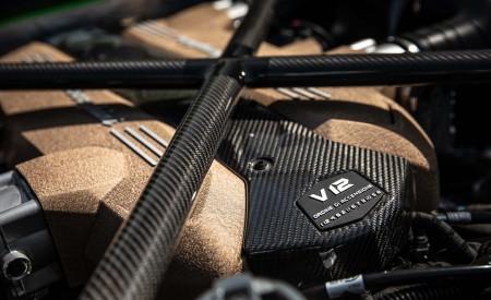 2019 Lamborghini Aventador SVJ Engine Wallpaper 450x275 (77)