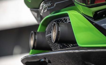 2019 Lamborghini Aventador SVJ Exhaust Wallpapers 450x275 (73)
