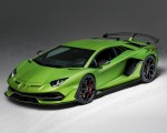 2019 Lamborghini Aventador SVJ Front Three-Quarter Wallpapers 150x120