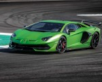 2019 Lamborghini Aventador SVJ Front Three-Quarter Wallpapers 150x120 (11)