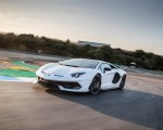2019 Lamborghini Aventador SVJ Front Three-Quarter Wallpapers 150x120