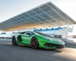 2019 Lamborghini Aventador SVJ Front Three-Quarter Wallpapers 150x120 (24)
