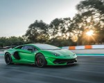 2019 Lamborghini Aventador SVJ Front Three-Quarter Wallpapers 150x120 (23)
