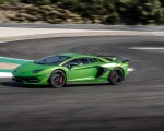 2019 Lamborghini Aventador SVJ Front Three-Quarter Wallpapers 150x120 (12)
