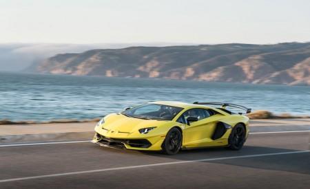 2019 Lamborghini Aventador SVJ Front Three-Quarter Wallpapers 450x275 (206)