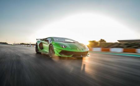 2019 Lamborghini Aventador SVJ Front Wallpaper 450x275 (22)