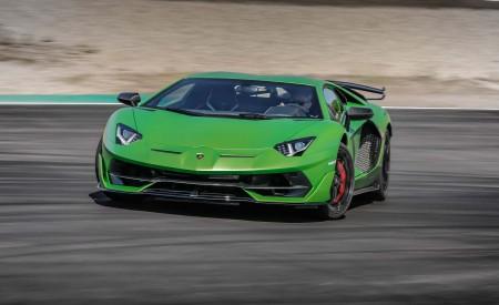 2019 Lamborghini Aventador SVJ Front Wallpapers 450x275 (14)