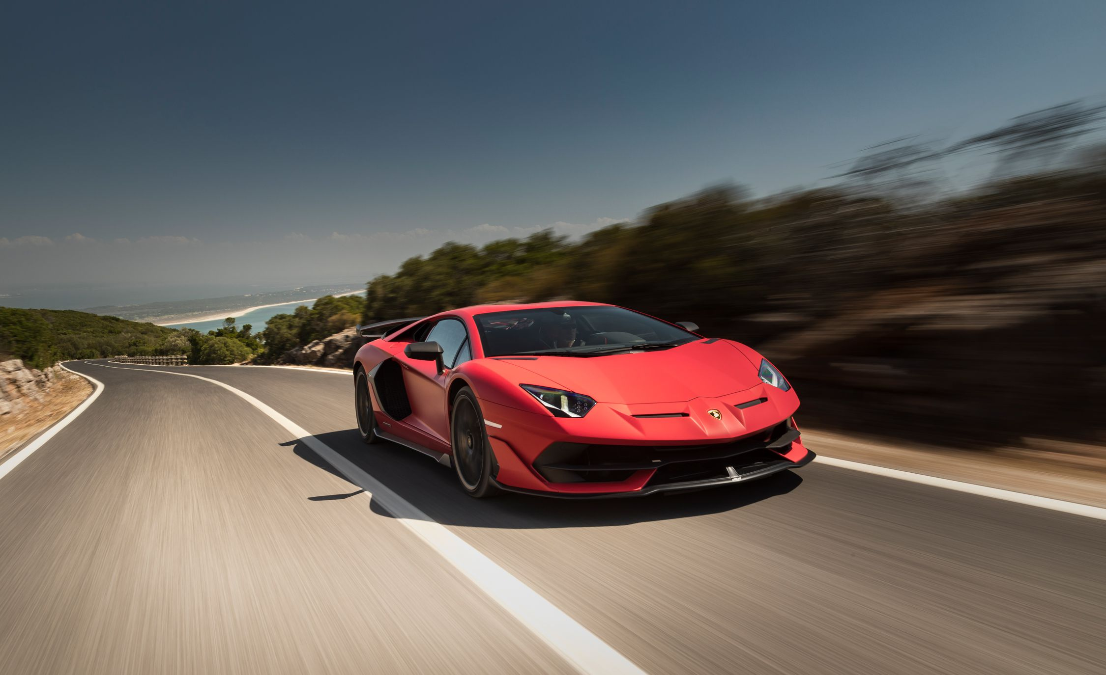 2019 Lamborghini Aventador Wallpaper Lamborghini Cars Review