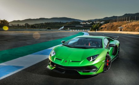 2019 Lamborghini Aventador SVJ Front Wallpapers 450x275 (29)