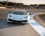 2019 Lamborghini Aventador SVJ Front Wallpapers 150x120