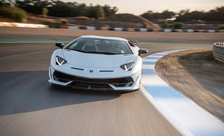 2019 Lamborghini Aventador SVJ Front Wallpapers 450x275 (237)