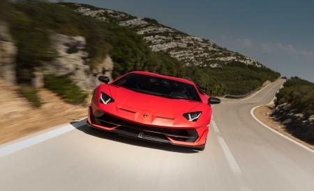 2019 Lamborghini Aventador SVJ Front Wallpapers 450x275 (187)