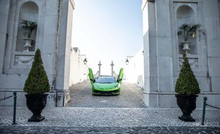 2019 Lamborghini Aventador SVJ Front Wallpapers 450x275 (61)