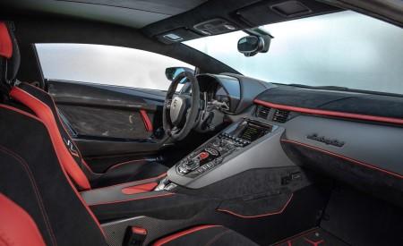 2019 Lamborghini Aventador SVJ Interior Cockpit Wallpaper 450x275 (87)