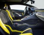 2019 Lamborghini Aventador SVJ Interior Detail Wallpapers 150x120
