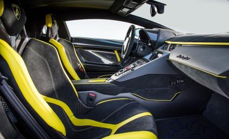 2019 Lamborghini Aventador SVJ Interior Detail Wallpapers 450x275 (108)