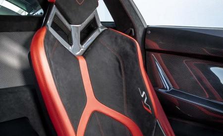 2019 Lamborghini Aventador SVJ Interior Front Seats Wallpaper 450x275 (83)