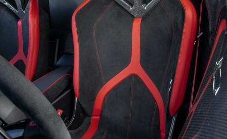 2019 Lamborghini Aventador SVJ Interior Front Seats Wallpapers 450x275 (82)