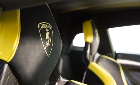 2019 Lamborghini Aventador SVJ Interior Seats Wallpapers 450x275 (106)