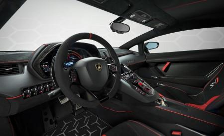 2019 Lamborghini Aventador SVJ Interior Wallpaper 450x275 (177)