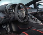2019 Lamborghini Aventador SVJ Interior Wallpapers 150x120