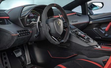 2019 Lamborghini Aventador SVJ Interior Wallpaper 450x275 (88)