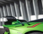 2019 Lamborghini Aventador SVJ Rear Bumper Wallpapers 150x120
