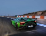 2019 Lamborghini Aventador SVJ Rear Three-Quarter Wallpapers 150x120 (7)