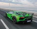 2019 Lamborghini Aventador SVJ Rear Three-Quarter Wallpapers 150x120 (47)