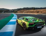 2019 Lamborghini Aventador SVJ Rear Three-Quarter Wallpapers 150x120 (30)