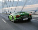 2019 Lamborghini Aventador SVJ Rear Three-Quarter Wallpapers 150x120 (48)