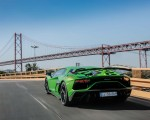 2019 Lamborghini Aventador SVJ Rear Three-Quarter Wallpapers 150x120 (49)