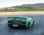 2019 Lamborghini Aventador SVJ Rear Three-Quarter Wallpapers 150x120 (20)
