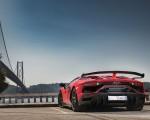 2019 Lamborghini Aventador SVJ Rear Wallpaper 150x120 (34)