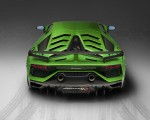 2019 Lamborghini Aventador SVJ Rear Wallpapers 150x120