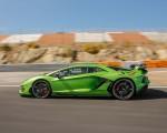 2019 Lamborghini Aventador SVJ Side Wallpapers 150x120