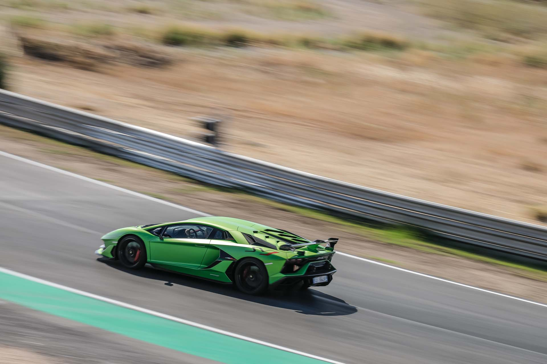 2019 Lamborghini Aventador SVJ Side Wallpapers #42 of 241