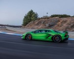 2019 Lamborghini Aventador SVJ Side Wallpapers 150x120